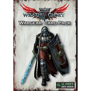 [Warhammer: Wrath & Glory: Wargear Card Pack (Product Image)]
