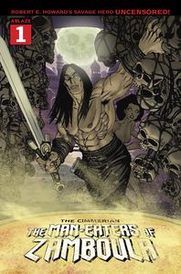[Cimmerian: Man-Eaters Of Zamboula #1 (Cover C Gess) (Product Image)]