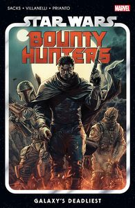 [Star Wars: Bounty Hunters: Volume 1: Galaxy's Deadliest (Product Image)]