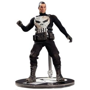 [Marvel: One:12 Collective Action Figures: The Punisher (Product Image)]