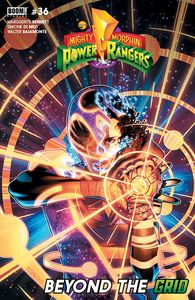 [Mighty Morphin Power Rangers #36 (Main Sg) (Product Image)]