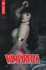 [Vampirella #22 (Cover E Lorraine Cosplay) (Product Image)]