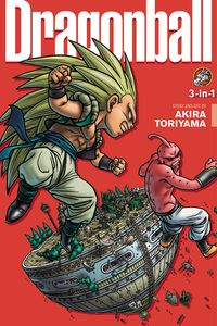 [Dragon Ball: 3-in-1 Edition: Volume 14 (Product Image)]