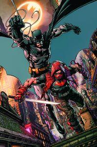 [Batman: Urban Legends #1 (Cover B David Finch Batman Red Hood Variant) (Product Image)]