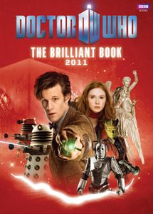 [Doctor Who: Brilliant Book Of Doctor Who (Hardcover) (Product Image)]