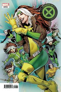 [Powers Of X #4 (Land Character Decades Variant) (Product Image)]
