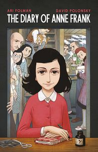 [Anne Frank's Diary: The Graphic Adaptation (Product Image)]