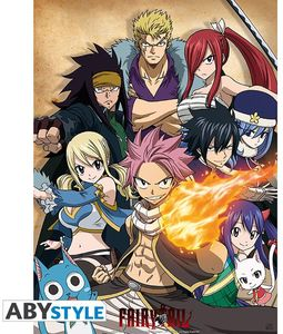[Fairy Tail: Poster: Guild (Product Image)]