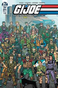 [GI Joe: A Real American Hero #271 (Cover B Sullivan) (Product Image)]