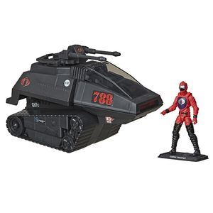 [Gi Joe: Retro Vehicle Figure: Cobra H.I.S.S. (Product Image)]