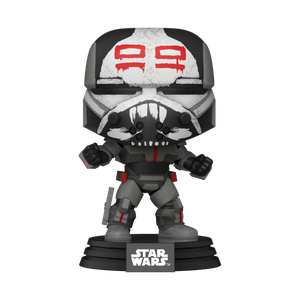 [Star Wars: The Clone Wars: Pop! Vinyl Bobblehead Figure: Wrecker (Product Image)]