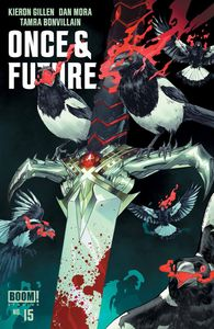 [Once & Future #15 (Cover A Main) (Product Image)]