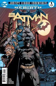 [Justice League: Essentials: Batman #1 (Rebirth) (Product Image)]