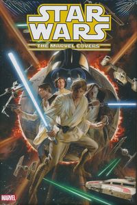 [Star Wars: Marvel Covers: Volume 1 (Hardcover - Ross Cover) (Product Image)]