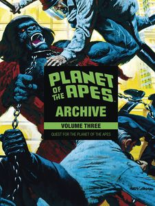 [Planet Of Apes: Archive: Volume 3 (Hardcover) (Product Image)]