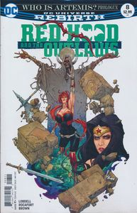 [Red Hood & The Outlaws #8 (Product Image)]
