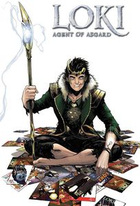 [Loki Agent Of Asgard Complete Collection (Product Image)]