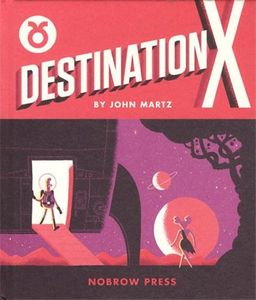 [Destination X (Hardcover) (Product Image)]