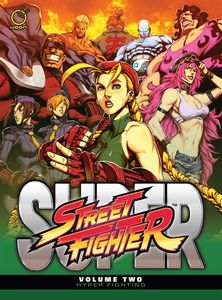 [Super Street Fighter: Volume 2: Hyper Fighting (Product Image)]