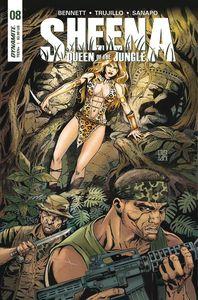 [Sheena #8 (Cover B Duursema) (Product Image)]
