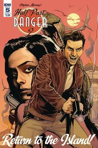 [Half Past Danger II: Dead To Reichs #5 (Cover A Mooney (C) (Product Image)]