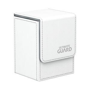 [Flip Deck Case: 80+ Standard Size Xenoskin: White (Product Image)]