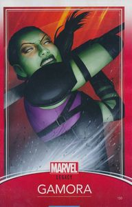 [Guardians Of Galaxy #150 (Trading Card Variant) (Product Image)]