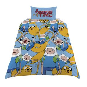 [Adventure Time: Single Duvet: Jake (Product Image)]