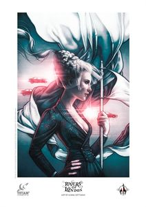 [Rivers Of London: Volume 8: The Fey & Furious (Forbidden Planet Signed Mini Print Edition) (Product Image)]