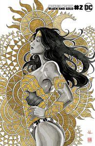 [Wonder Wowonderman: Black & Gold #2 (David Mack Foil Variant) (Product Image)]
