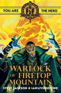 [Fighting Fantasy: The Warlock Of Firetop Mountain (Product Image)]