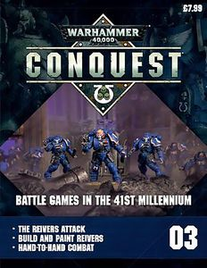 [Warhammer 40K: Conquest: Figurine Collection #3 (Product Image)]