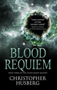 [The Chaos Queen: Book 3: Blood Requiem (Product Image)]