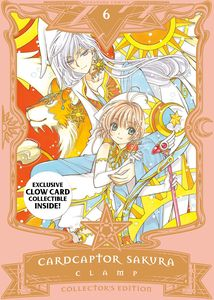 [Cardcaptor Sakura: Collector's Edition: Volume 6 (Hardcover) (Product Image)]