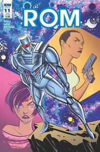 [Rom #11 (Subscription Variant B) (Product Image)]