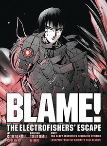 [Blame! Movie Edition: The Electrofishers' Escape (Product Image)]