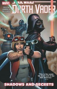 [Star Wars: Darth Vader: Volume 2: Shadows & Secrets (Product Image)]