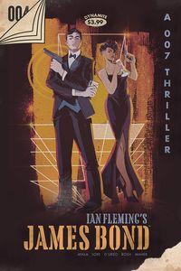 [James Bond #4 (Vintage Paperback Variant) (Product Image)]