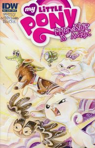 [My Little Pony: Friendship Is Magic #23 (Product Image)]