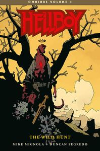 [Hellboy: Omnibus: Volume 3: The Wild Hunt (Signed Edition) (Product Image)]