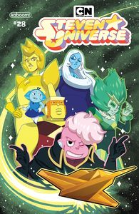 [Steven Universe: Ongoing #28 (Main Pena Cover) (Product Image)]