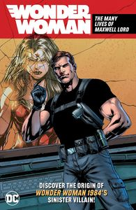 [Wonder Woman: The Many Lives Of Maxwell Lord (Product Image)]