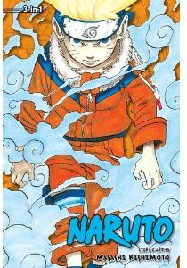 [Naruto: 3-In-1 Edition: Volume 1 (Product Image)]