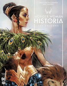 [Wonder Woman: Historia: The Amazons #1 (Product Image)]