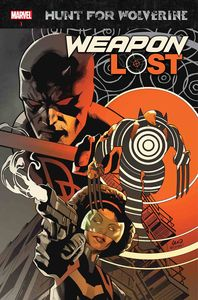 [Hunt For Wolverine: Weapon Lost #1 (Product Image)]