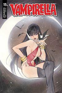 [Vampirella #15 (Cover B Momoko) (Product Image)]