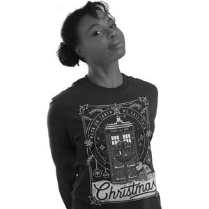 [Doctor Who: Christmas Jumper: We Call This Christmas (Product Image)]