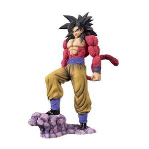 [Dragon Ball GT: SH Figuarts Zero: Super Saiyan 4 Son Goku (Product Image)]