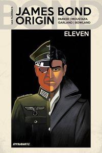 [James Bond: Origin #11 (Cover E Bob Q) (Product Image)]