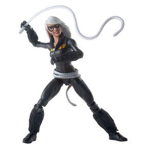 [Spider-Man: Legends Series Action Figure: Black Cat (Product Image)]